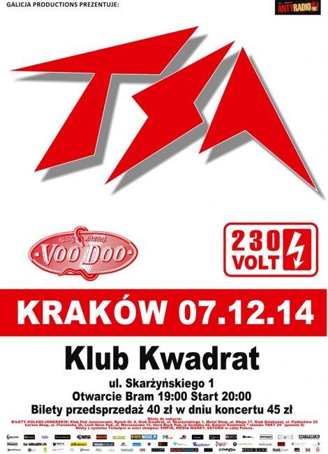 VooDoo_Koncert_Krakow_7_12_2014_Klub_Kwadrat_Krakow